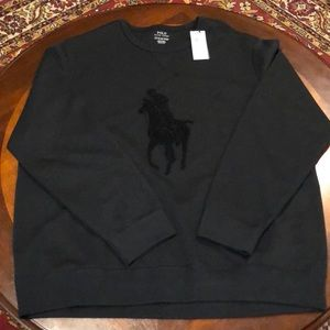 Polo by Ralph Lauren Big Pony Sweatshirt XXL NWT